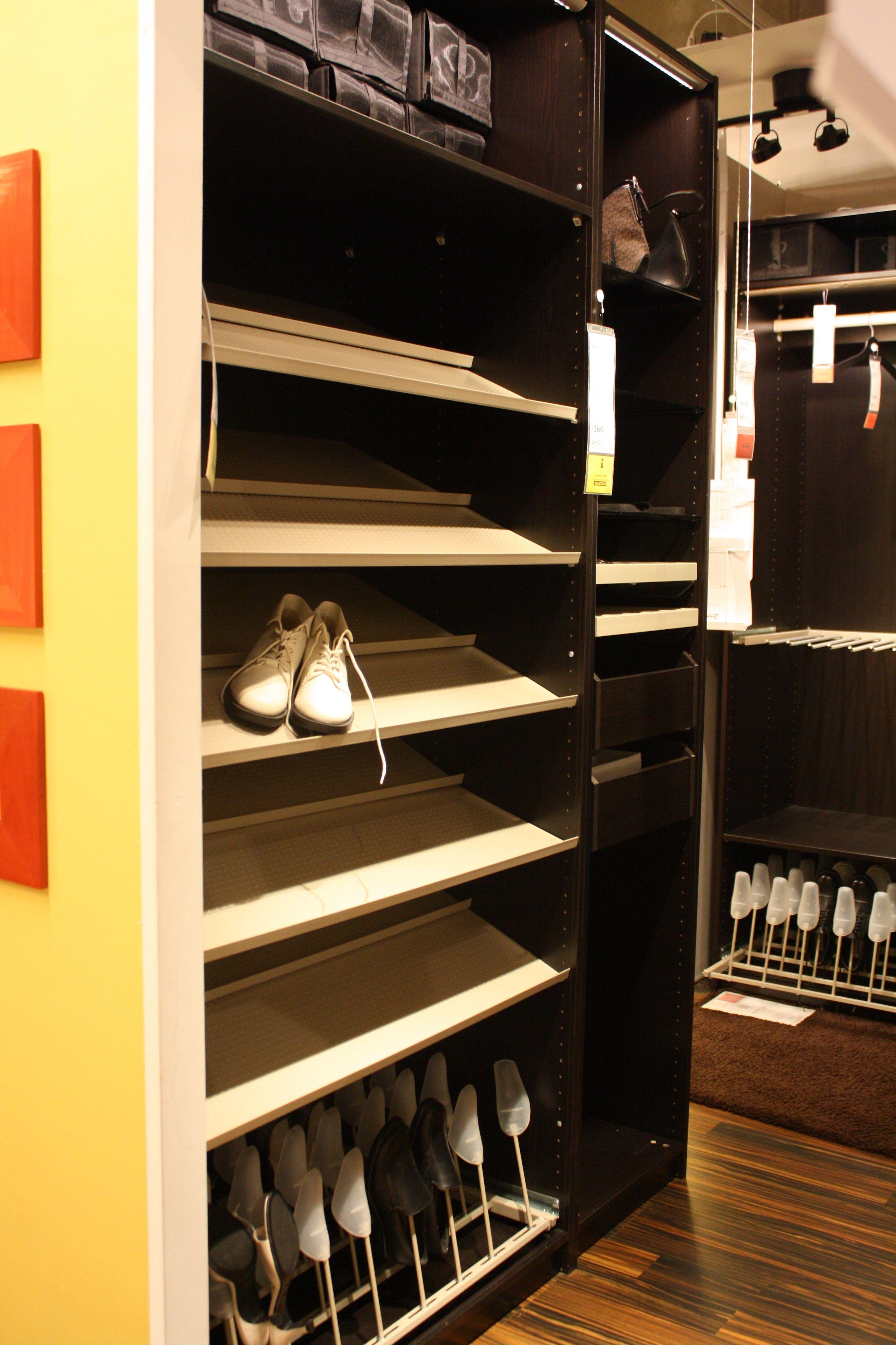 Ikea Closet organizer  For the Home  Pinterest