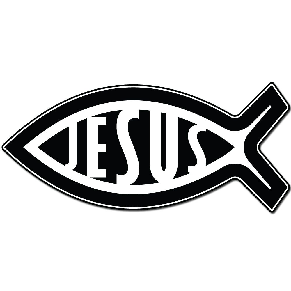 Jesus fish words to live by pinterest for Jesus fish symbol