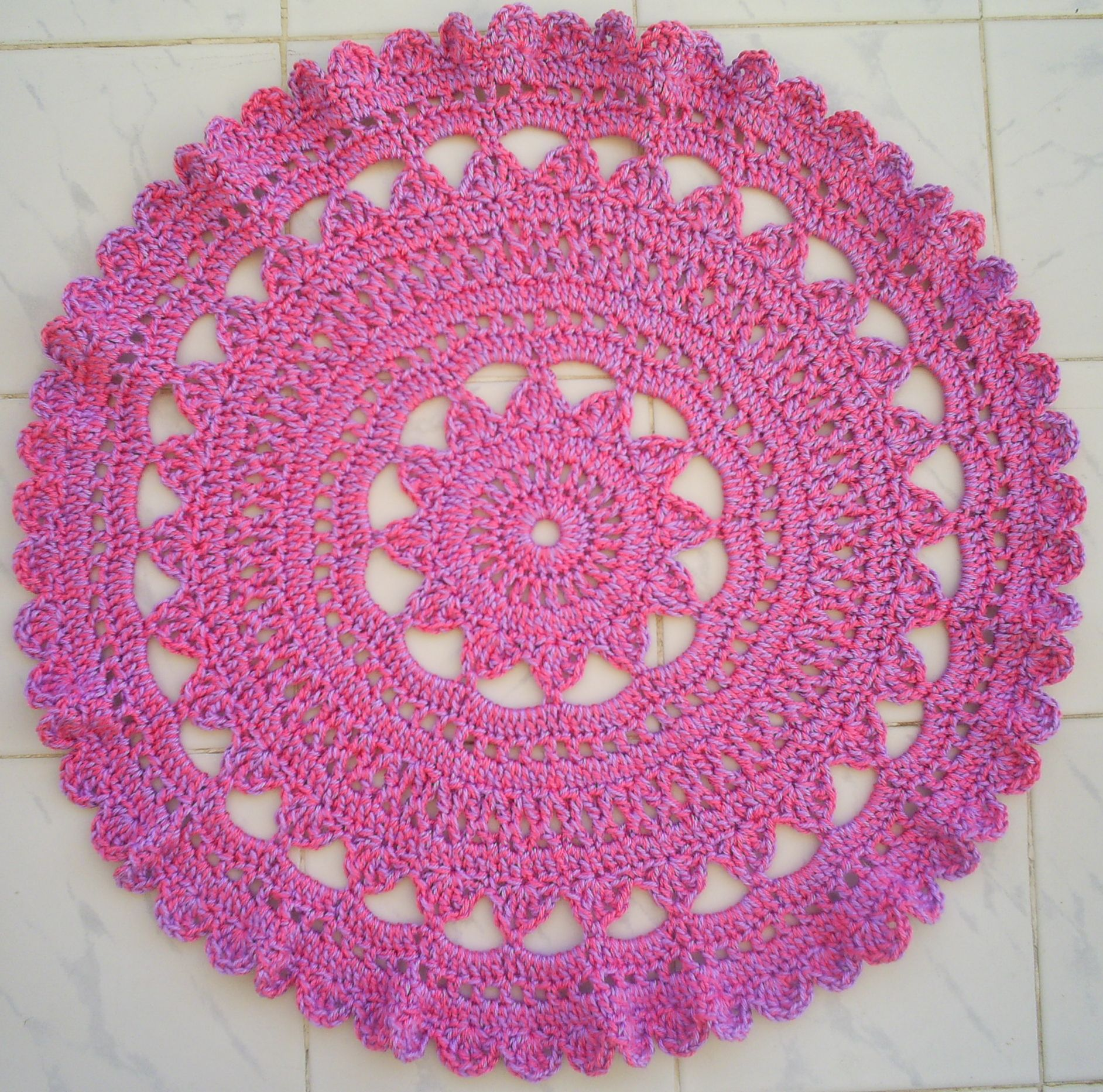 Crocheting Rugs : crochet rug Yarn Fun! Pinterest