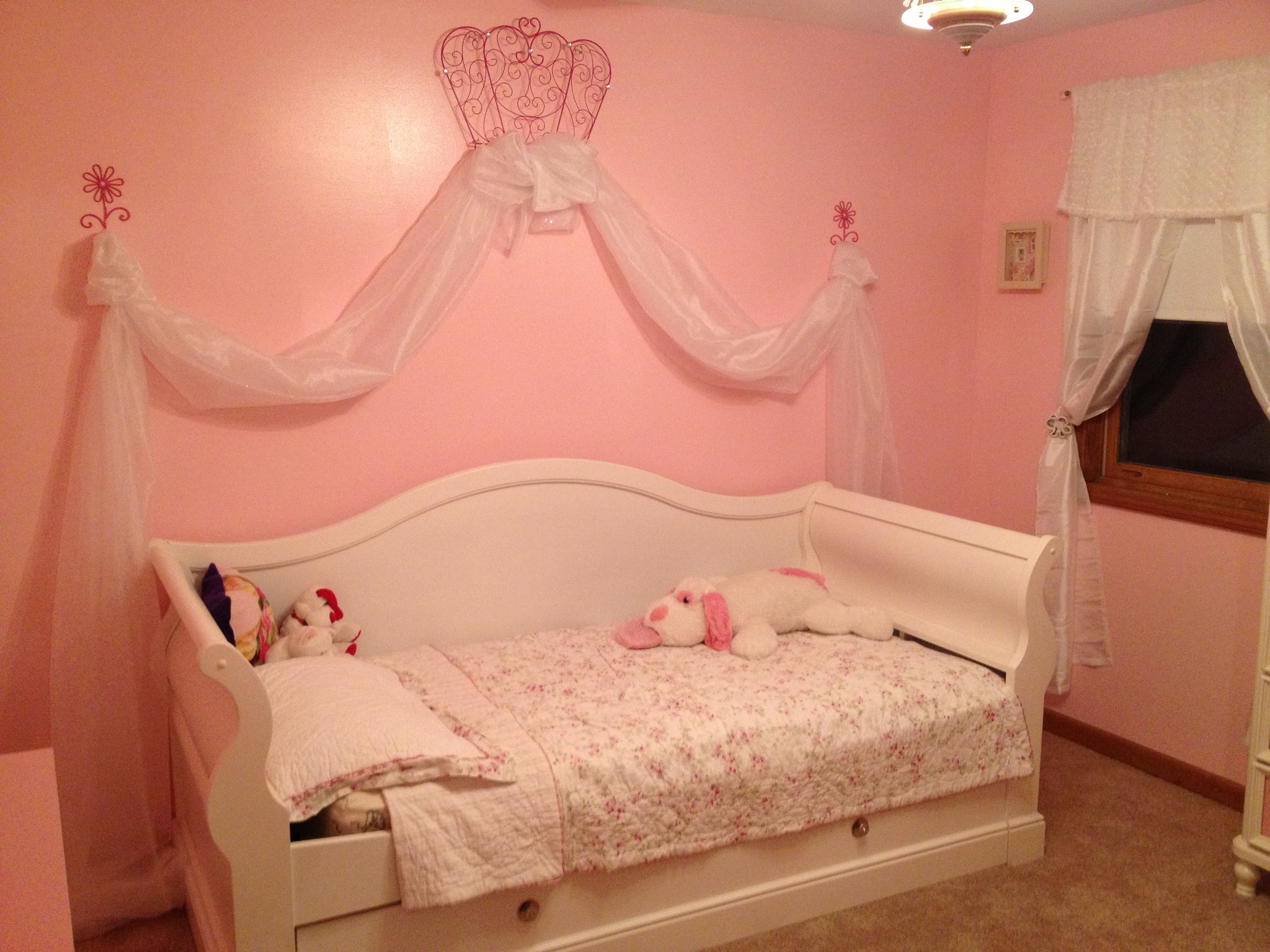My Princess 39 S Royal Bedroom Home Pinterest