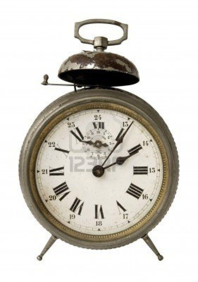 Old Alarm Clock | Clocks | Pinterest