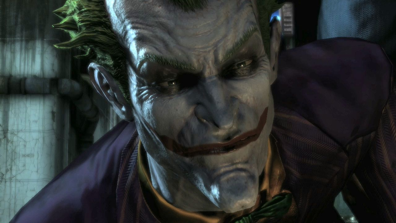 video game joker