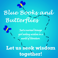 Blue Books and Butterflies
