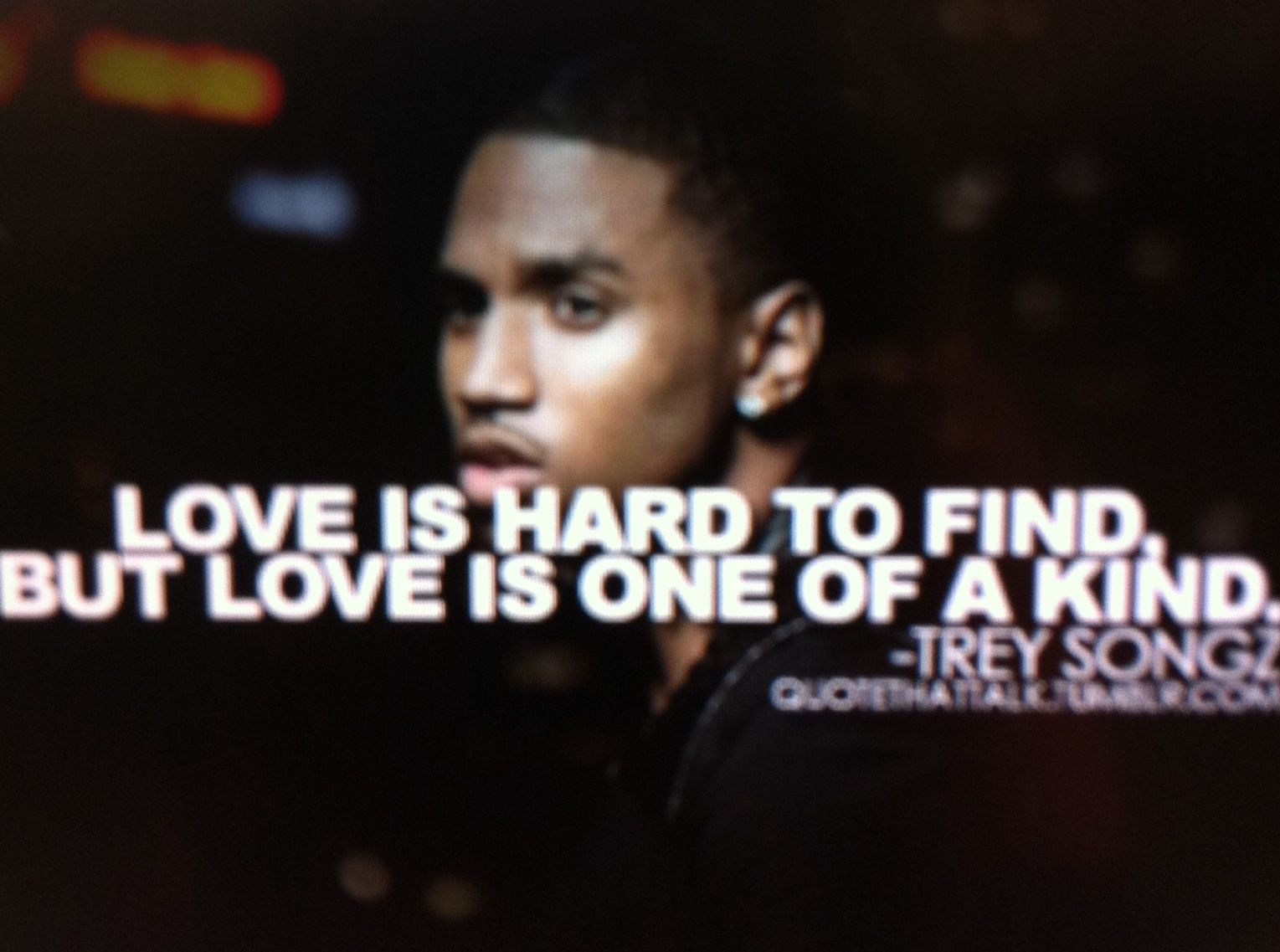 Trey Songz Quotes. QuotesGram
