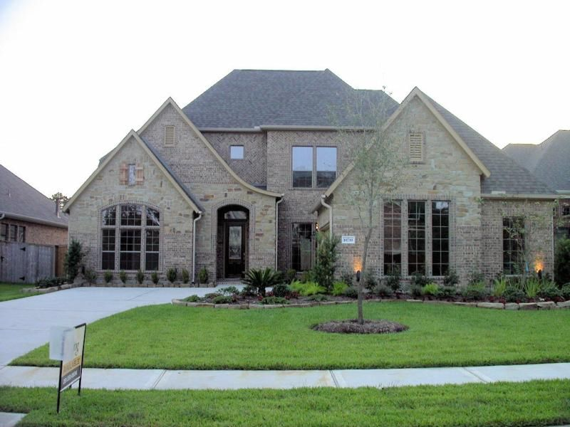 Spanish Bay Dallas further Nottingham Tudor Brick Banks County Country Ledge Transitional Birmingham likewise Covered Porch Contemporary Porch Cincinnati furthermore Summer Gardening also . on brick homes with stone accents
