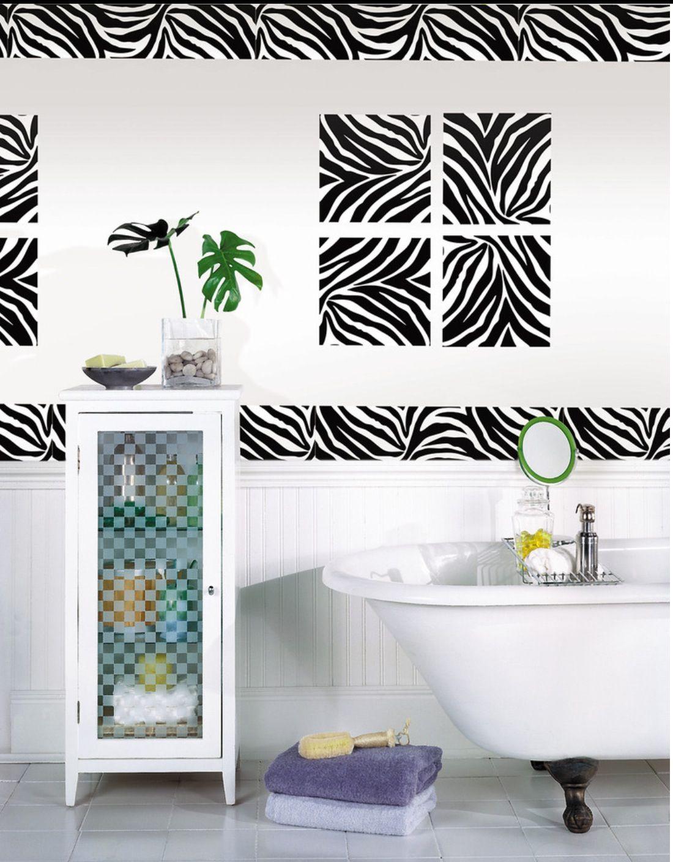 28+ [ zebra bathroom decorating ideas ] | zebra bathroom