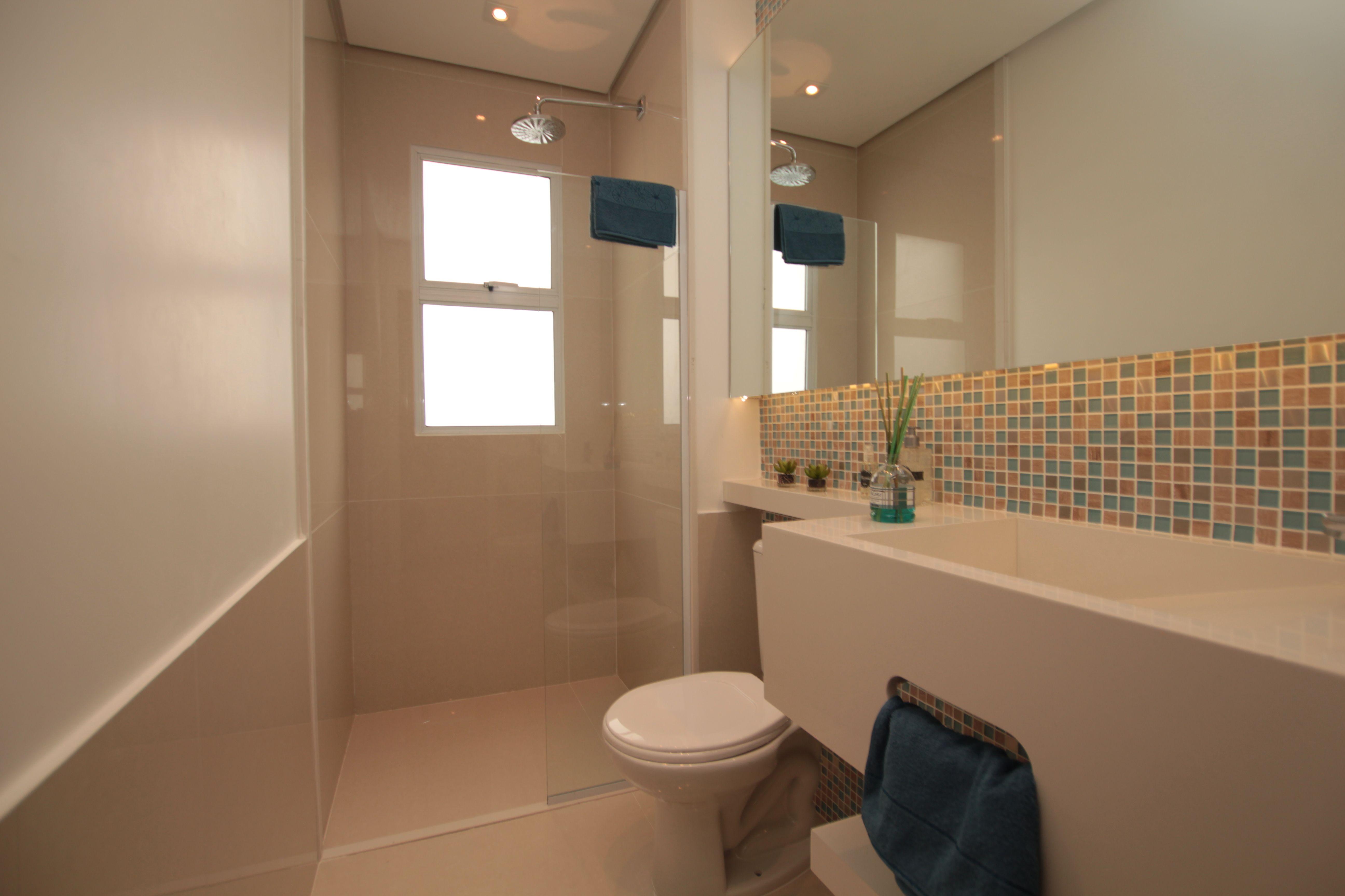 Pin by Vegus Construtora e Incorporadora on Forever Residence Resort  #8F643C 5184x3456 Bancada Banheiro Saia