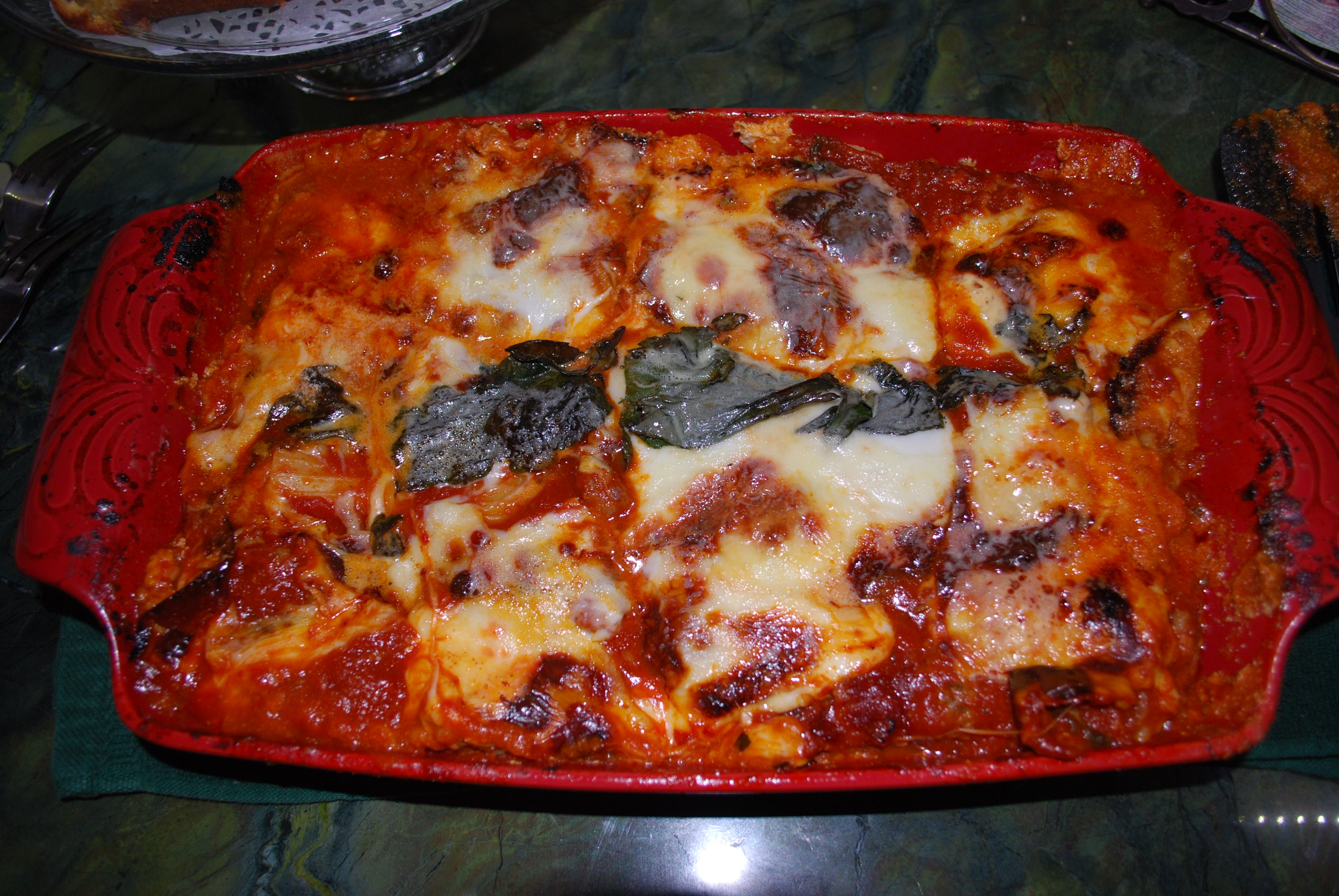 Birthday Lasagna Recipe — Dishmaps