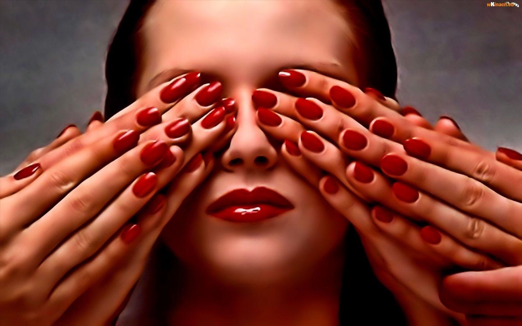 fingernägel nagellack