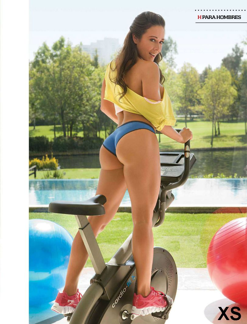 Fervent latina babe Giselle Humes flaunting big butt and squatting on hard cock № 397637 бесплатно