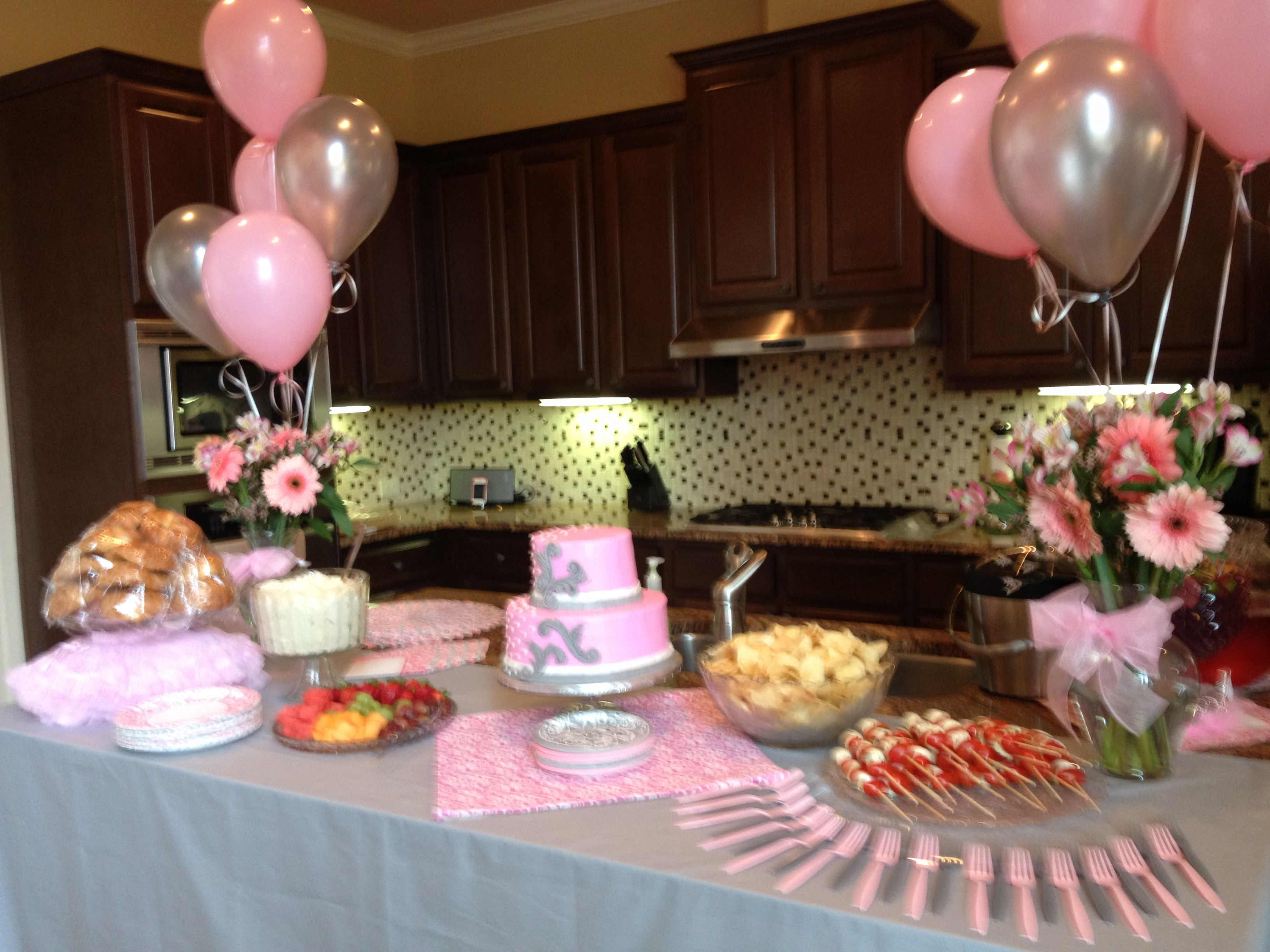 pink and grey baby shower pink elephant baby shower ideas pintere
