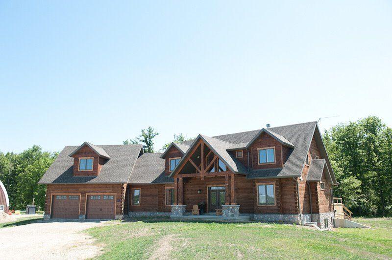 17 fresh 2 story log homes house plans 41318 for 2 story log homes