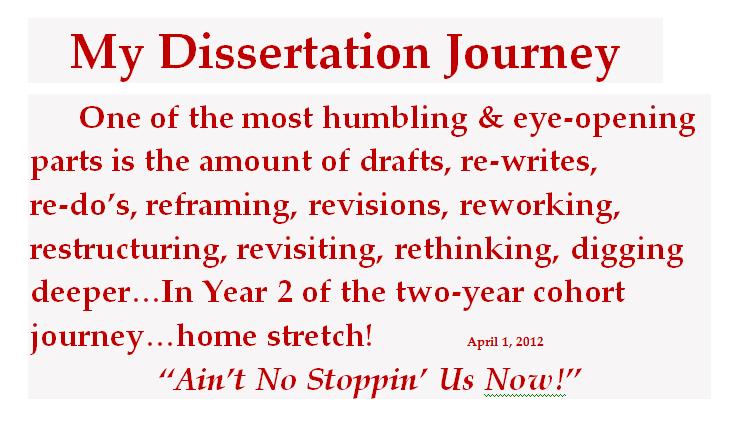 dissertation biggs