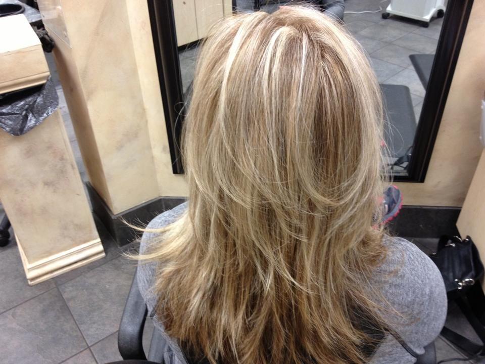 Caramel meche meches blondes et chocolat balayage blonde tattoo - Meche blonde caramel ...