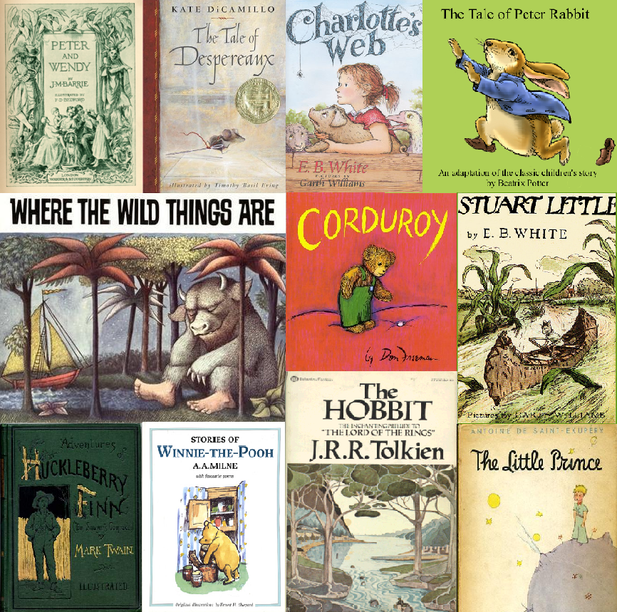 Classic children's books | Bebe Haney | Pinterest