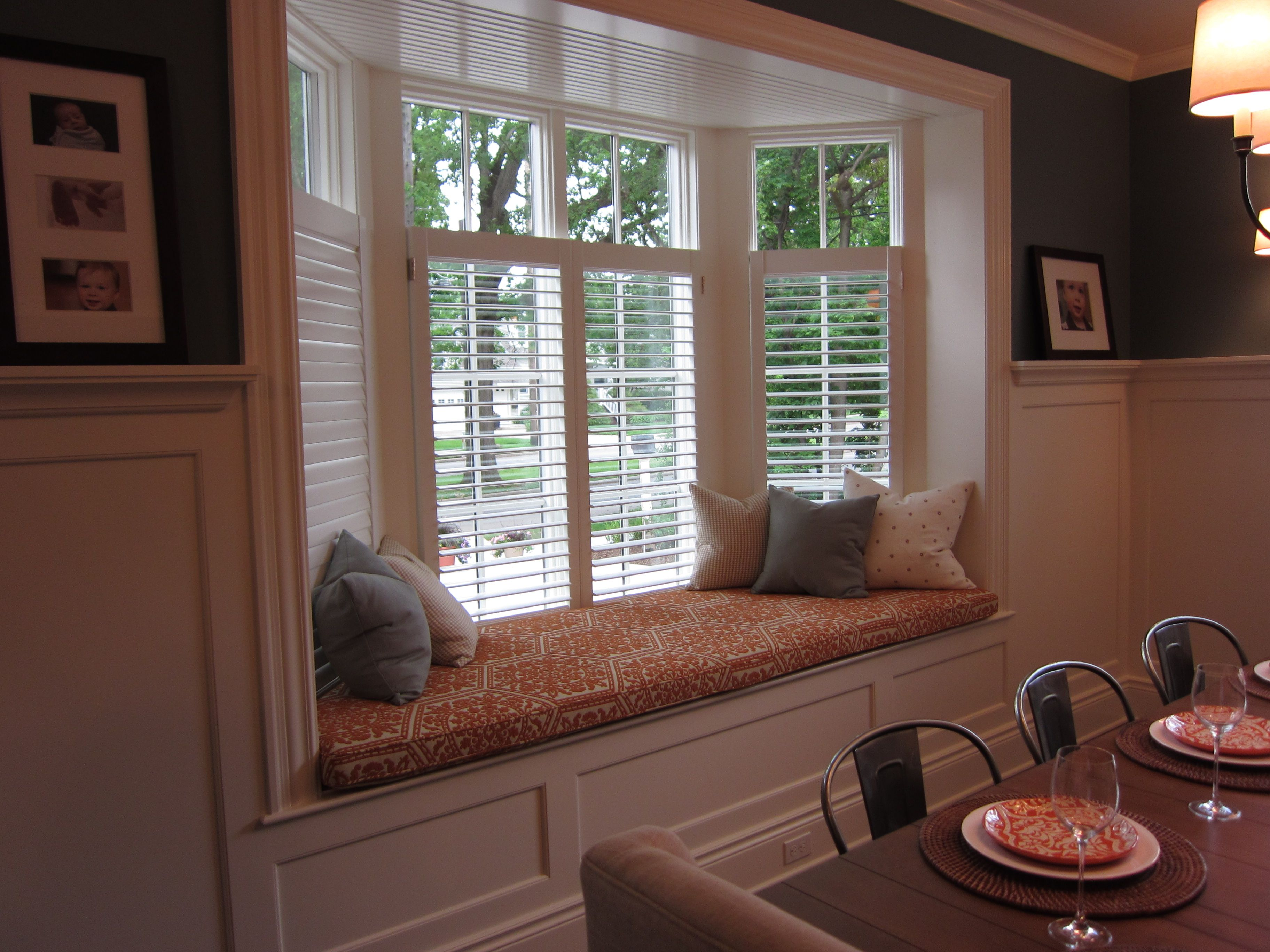 bay window with window seat great ideas pinterest