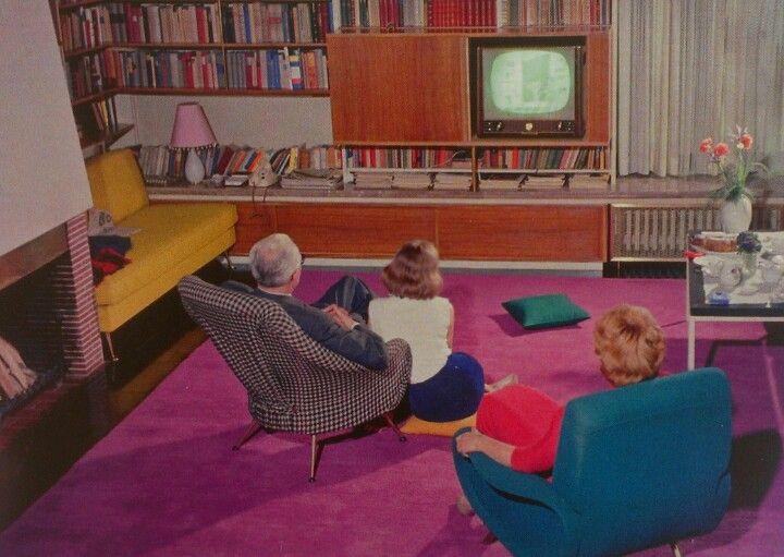 60s Living Room Homes amp Home Stuff Pinterest