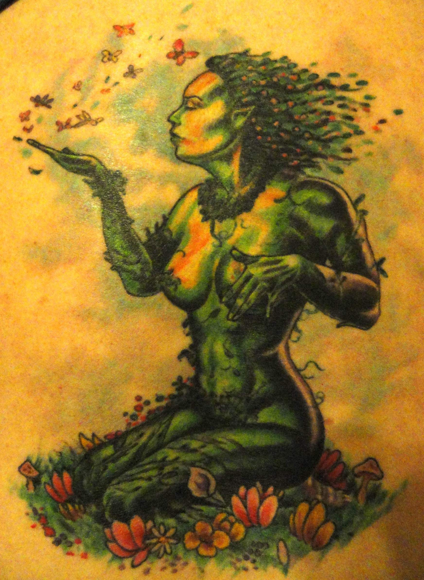 Pin Gaia Goddess Earth Most Popular Greek Goddesses Zeus