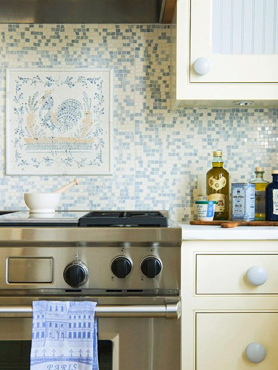 French Country Backsplash French Country My Fav Pinterest