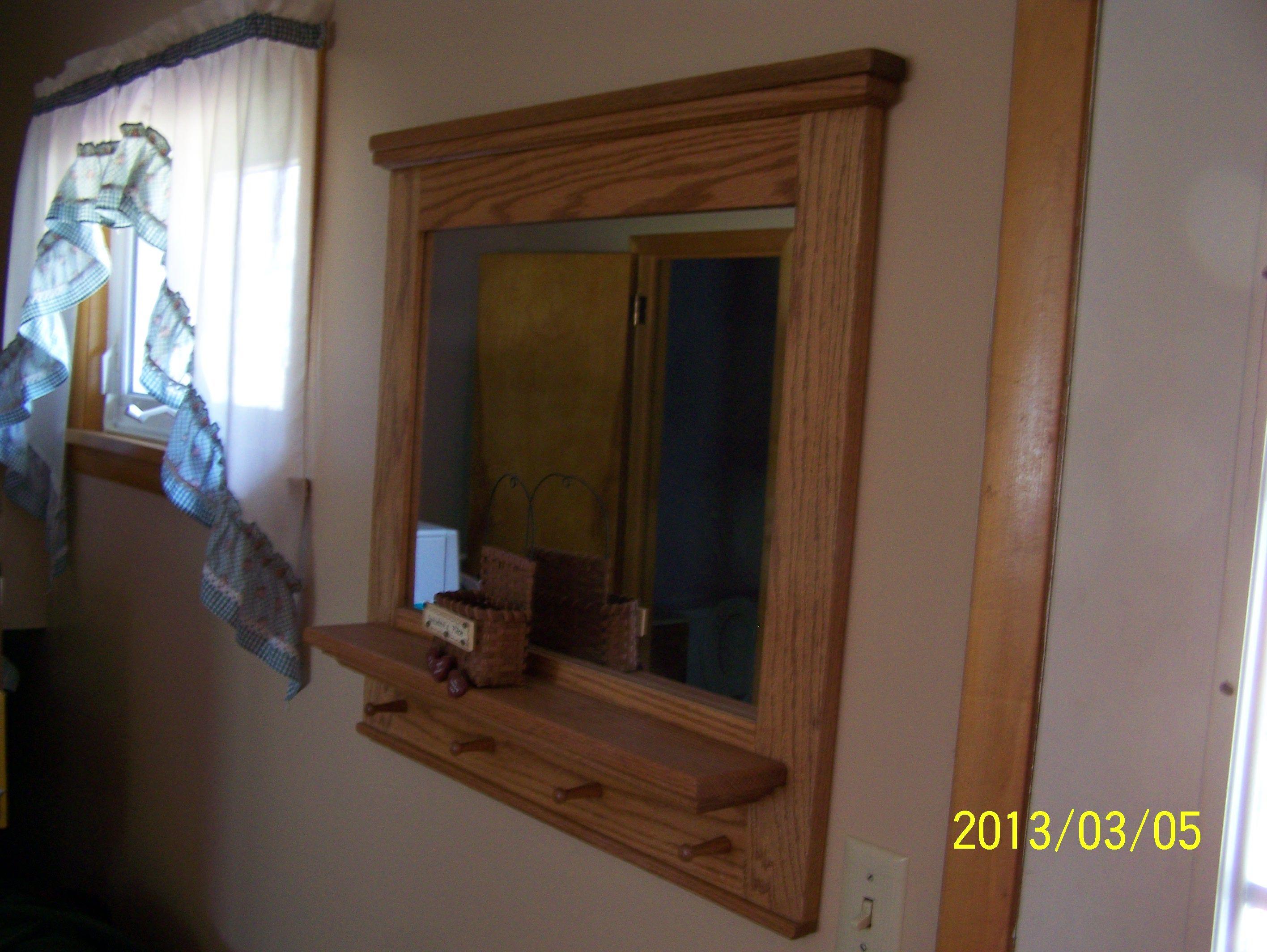 Baby cribs kijiji calgary - Hall Mirror I Built Woodworking Ideas Pinterest Rocking Chair Kijiji Calgary