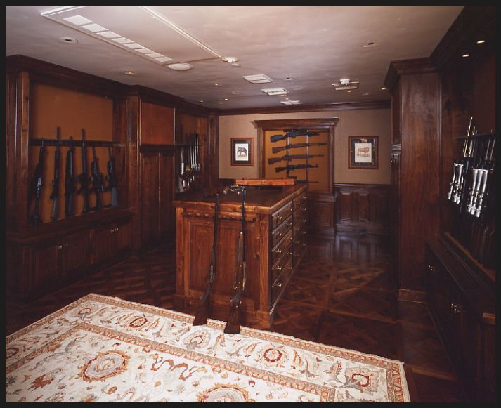 Gun Room Ba Homes Pinterest