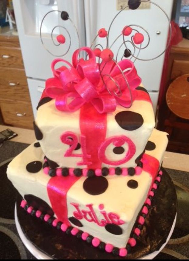 40th Birthday Cake Ideas For Men Picture