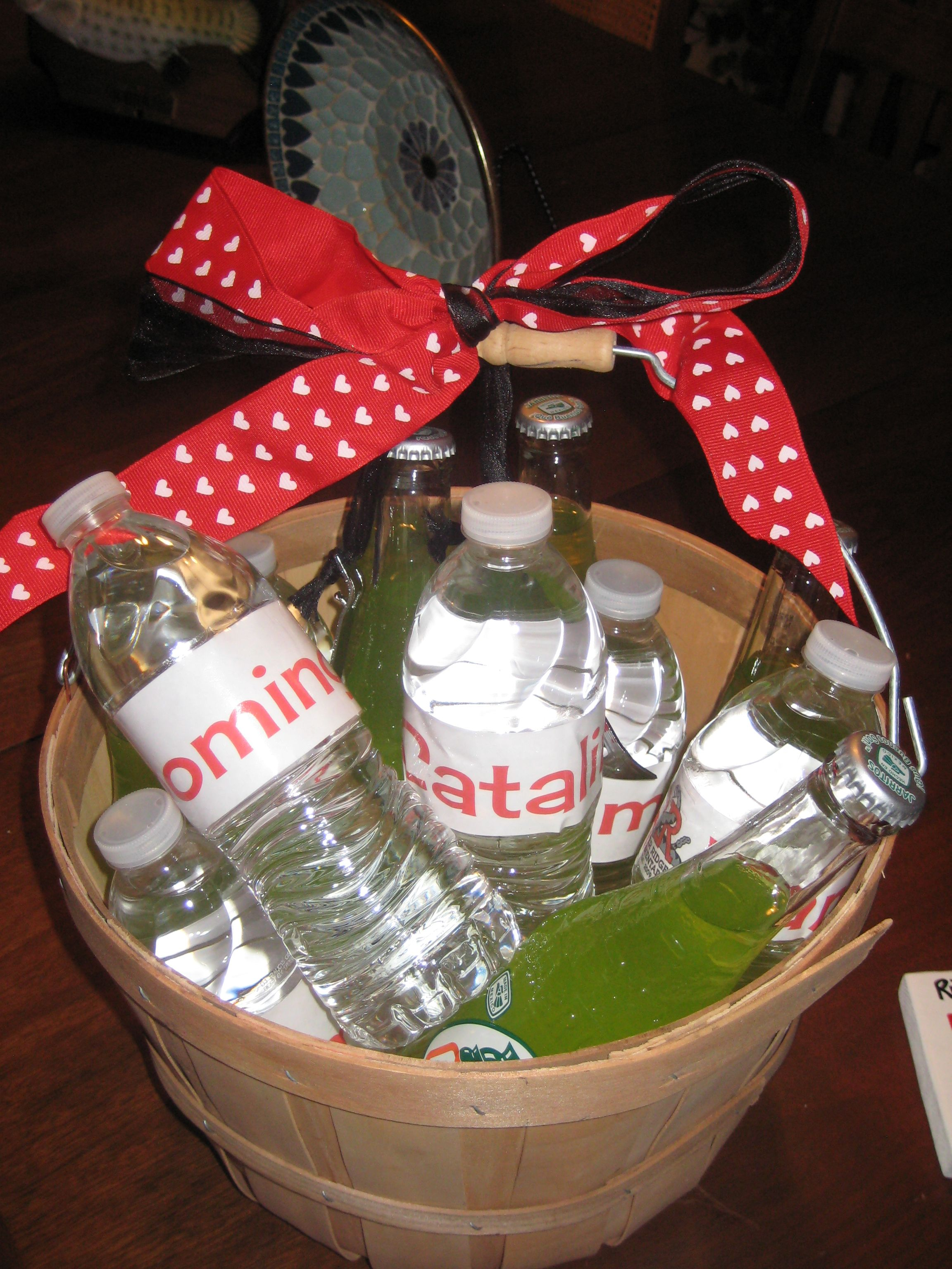 gift bag for custodian | just b.CAUSE