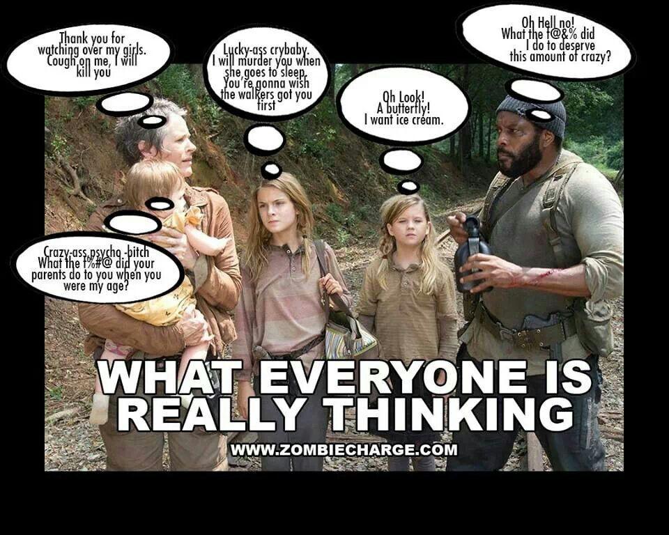 Walking Dead Funny | For Chrissy! | Pinterest