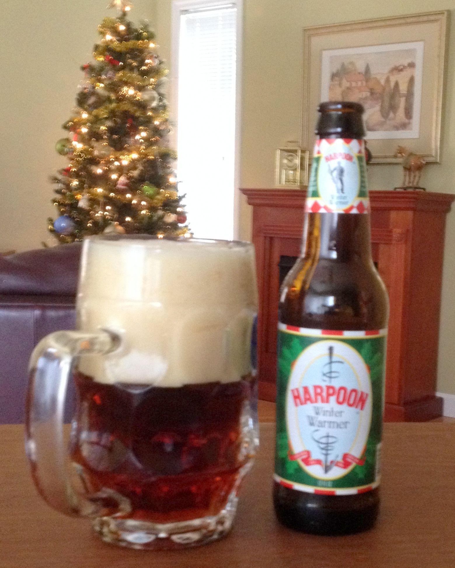 Harpoon Winter Warmer | Beer | Pinterest