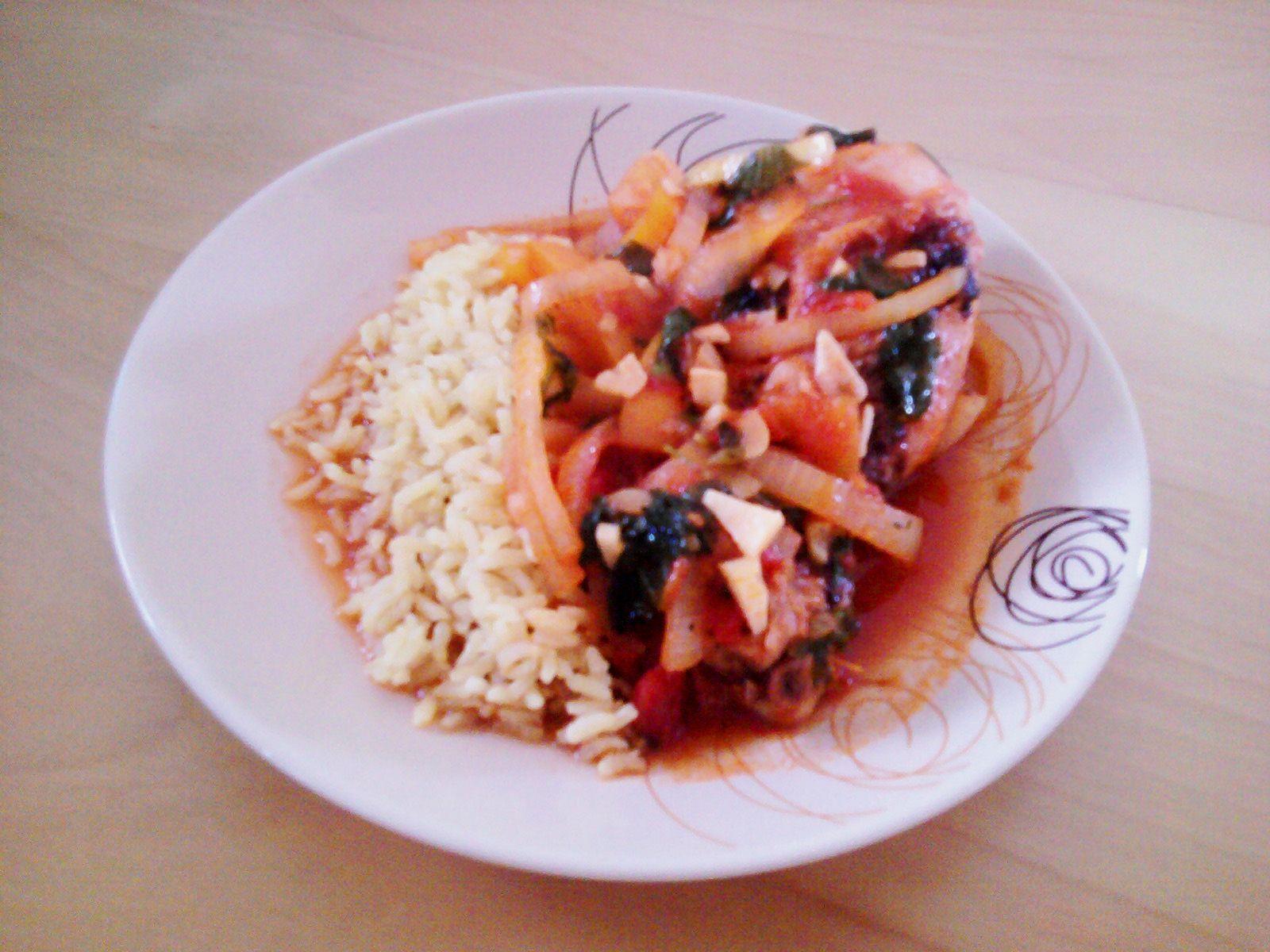 Georgian style chicken | Food | Pinterest