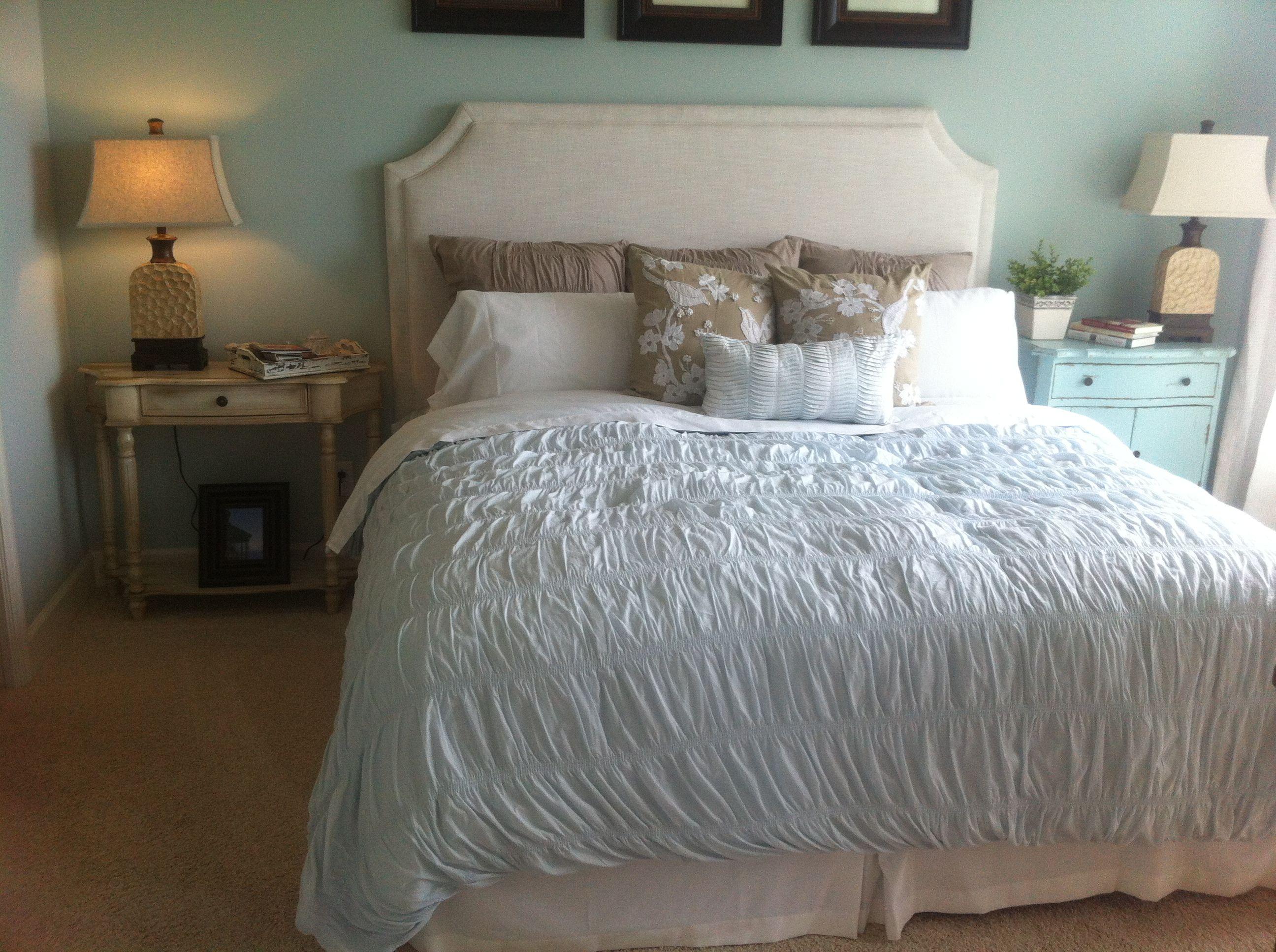 Bedroom Beach Cottage Decor Pinterest