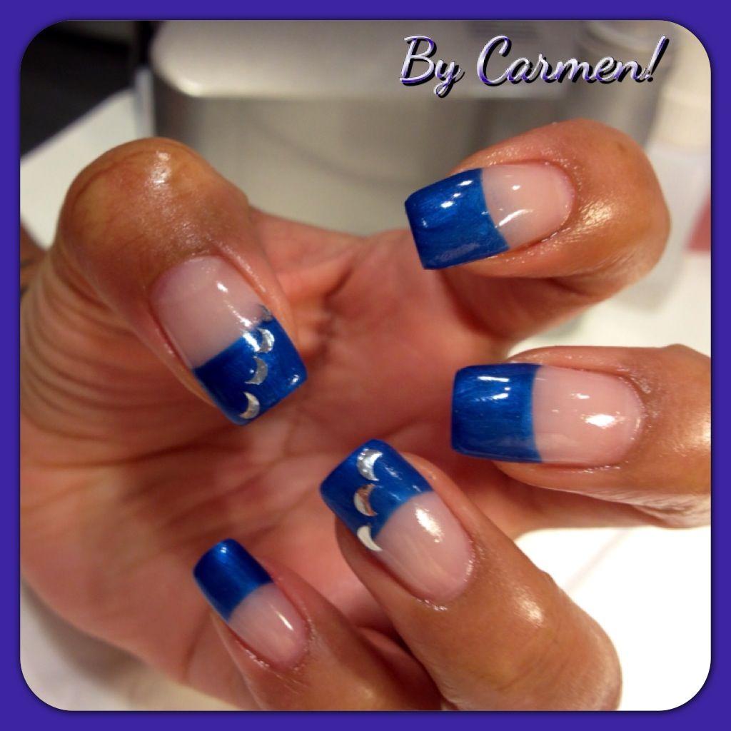 Gel nails with uv light 9w