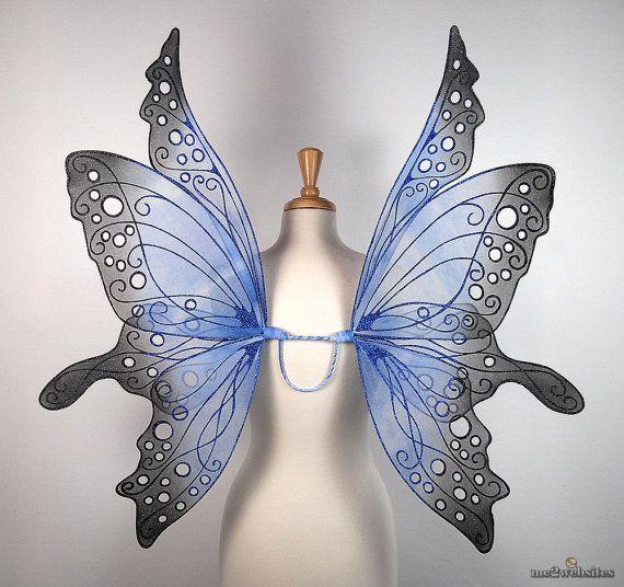 Бабочка своими руками ангел 2