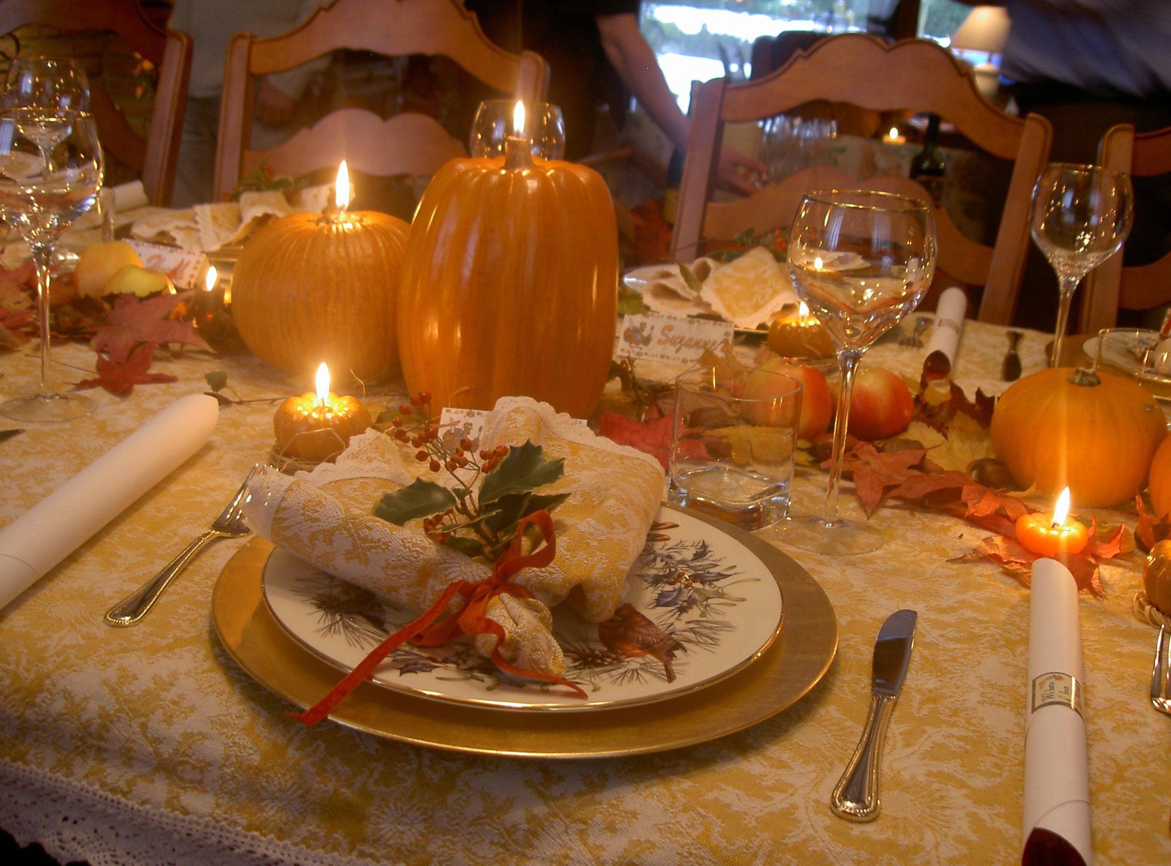 Thanksgiving Holiday Decorations Pinterest