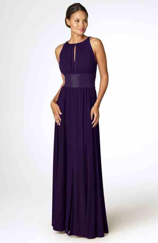 Платье черное в греческом стиле