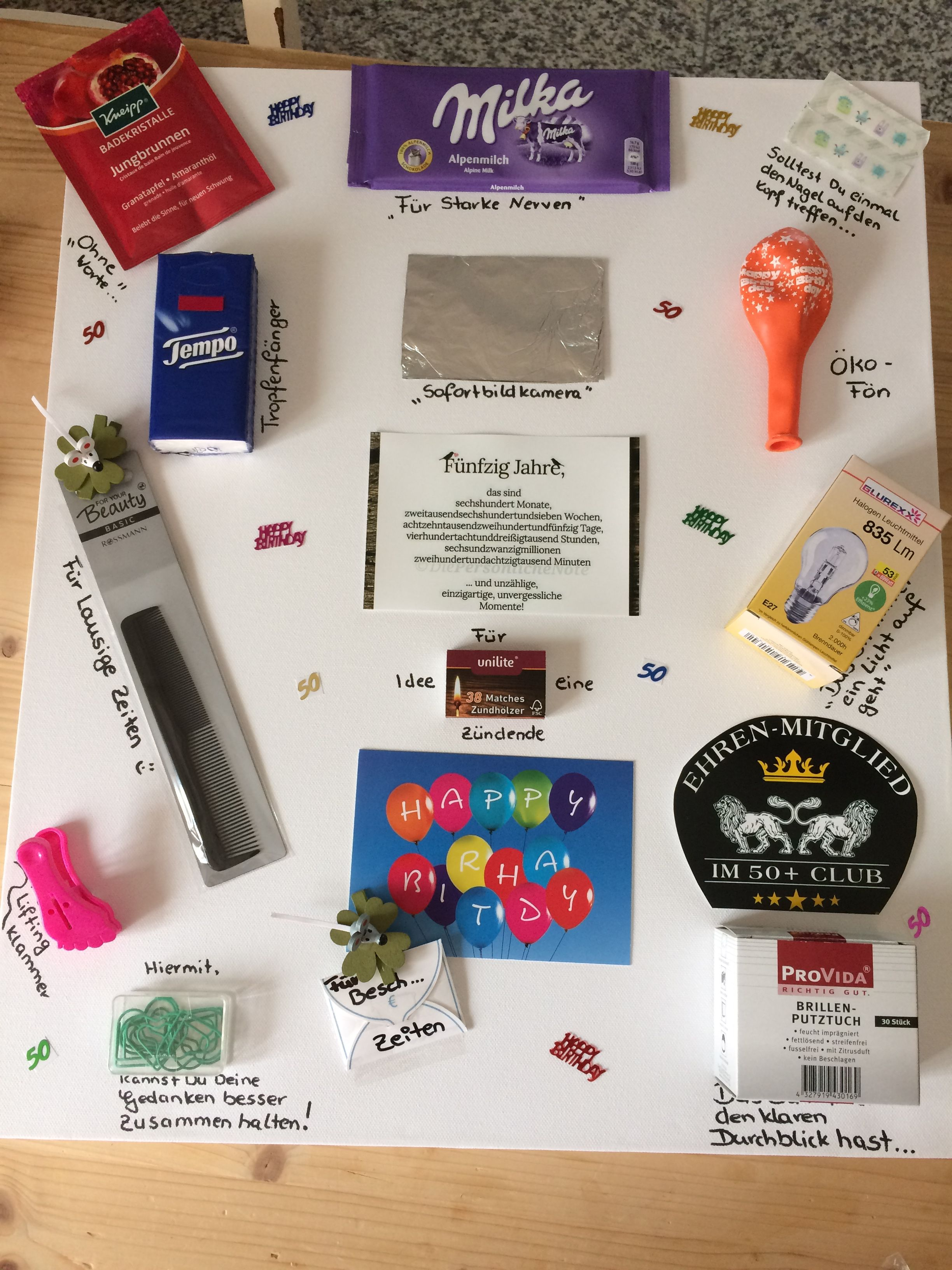 Lustige Geschenke Basteln Geschenke Geschenk Pinterest Geschenk Geschenkideen