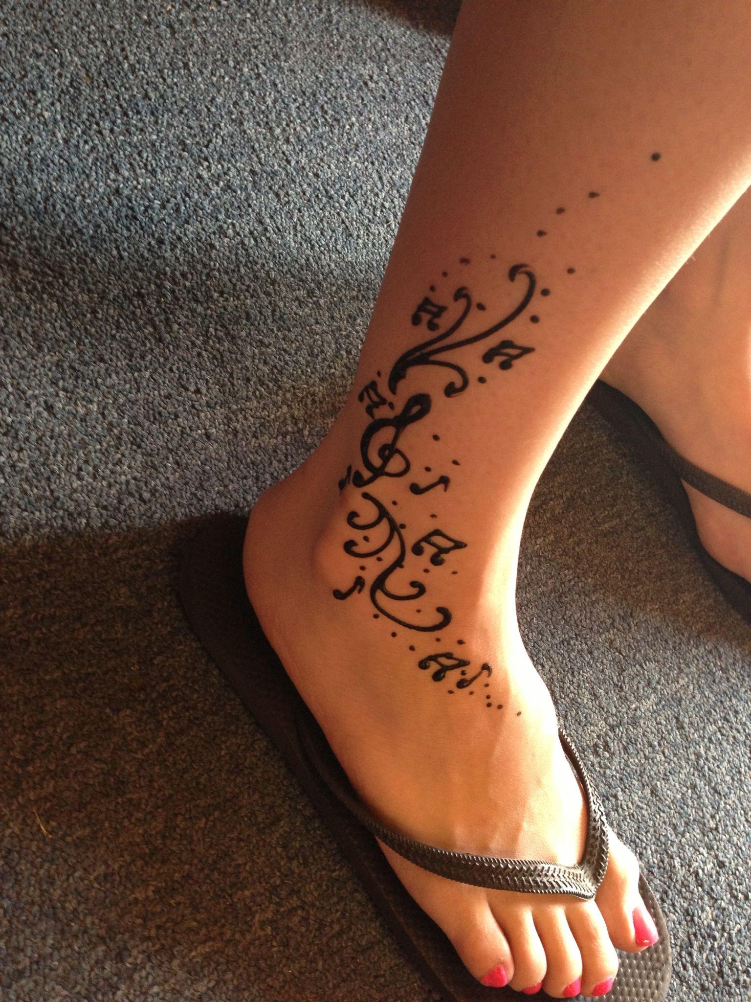 Henna Tattoo  Style  Pinterest