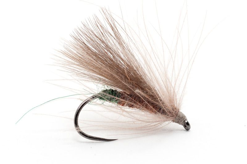 how to tie a caddis dry fly