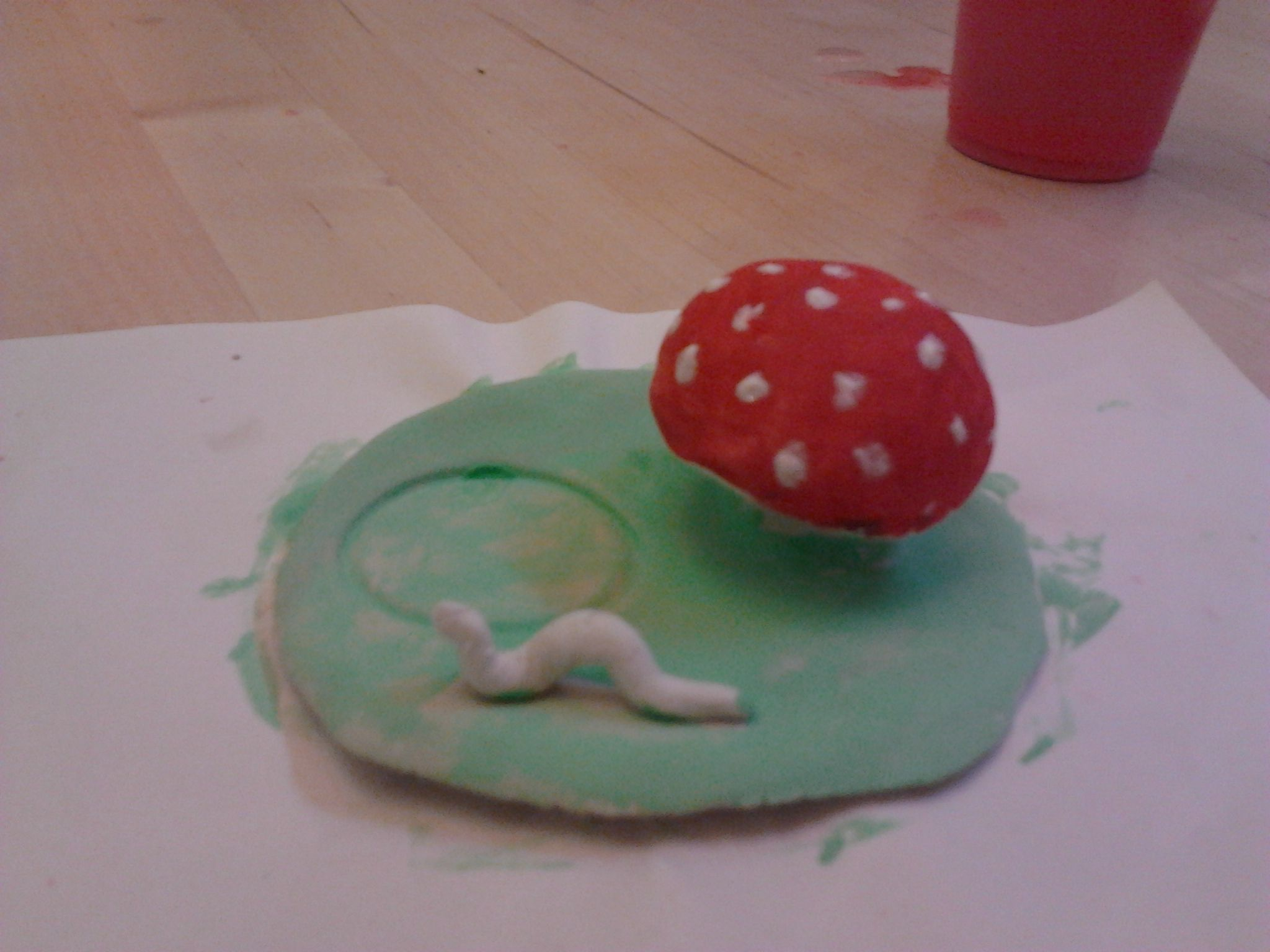 easy clay project | herfst | Pinterest