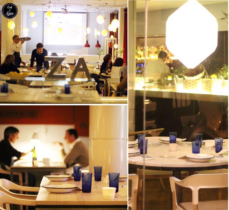 Restaurante Al Trapo Foodie, en el Hotel de las Letras (Gran Vía)