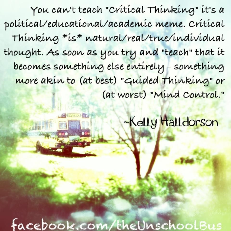 quotes critical thinking A blog for fast recording of useful snippets of information related to critical thinking - website links, quotes, observations, etc a real mish-mash.