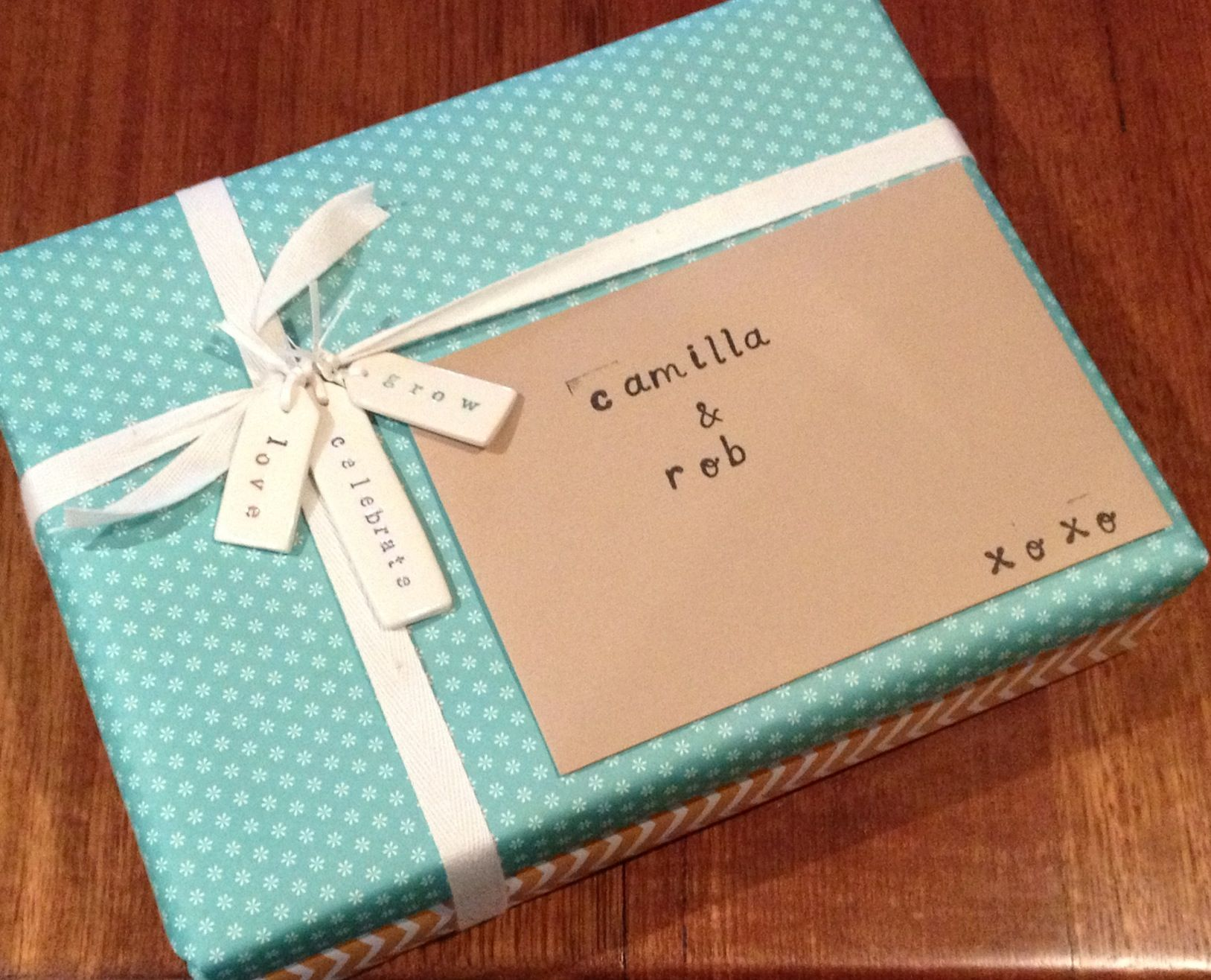 Wedding gift wrapping job Gift Ideas Pinterest
