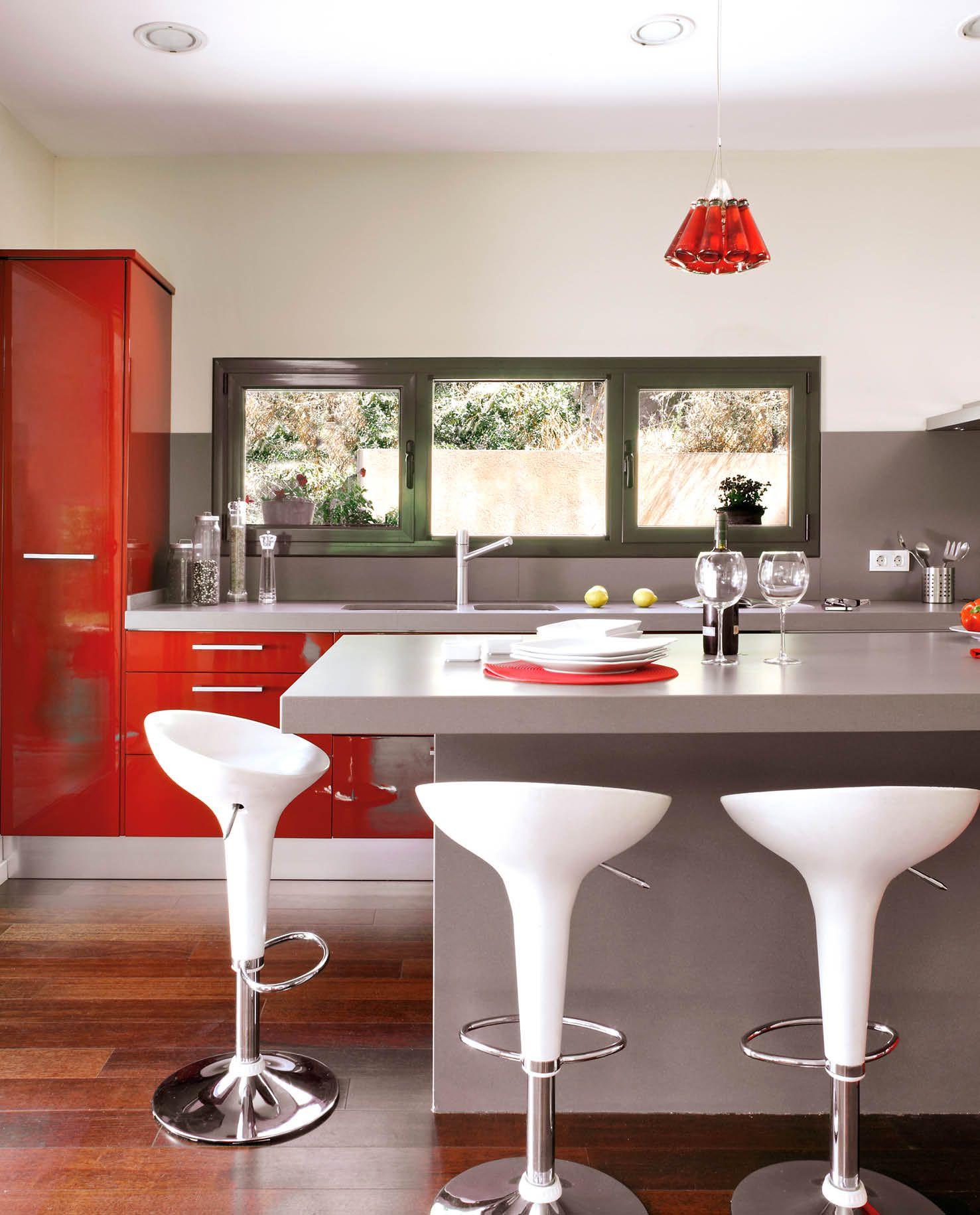 Pin encimeras de cocina a la carta decoracion cocinas on - Encimeras de cocina ...