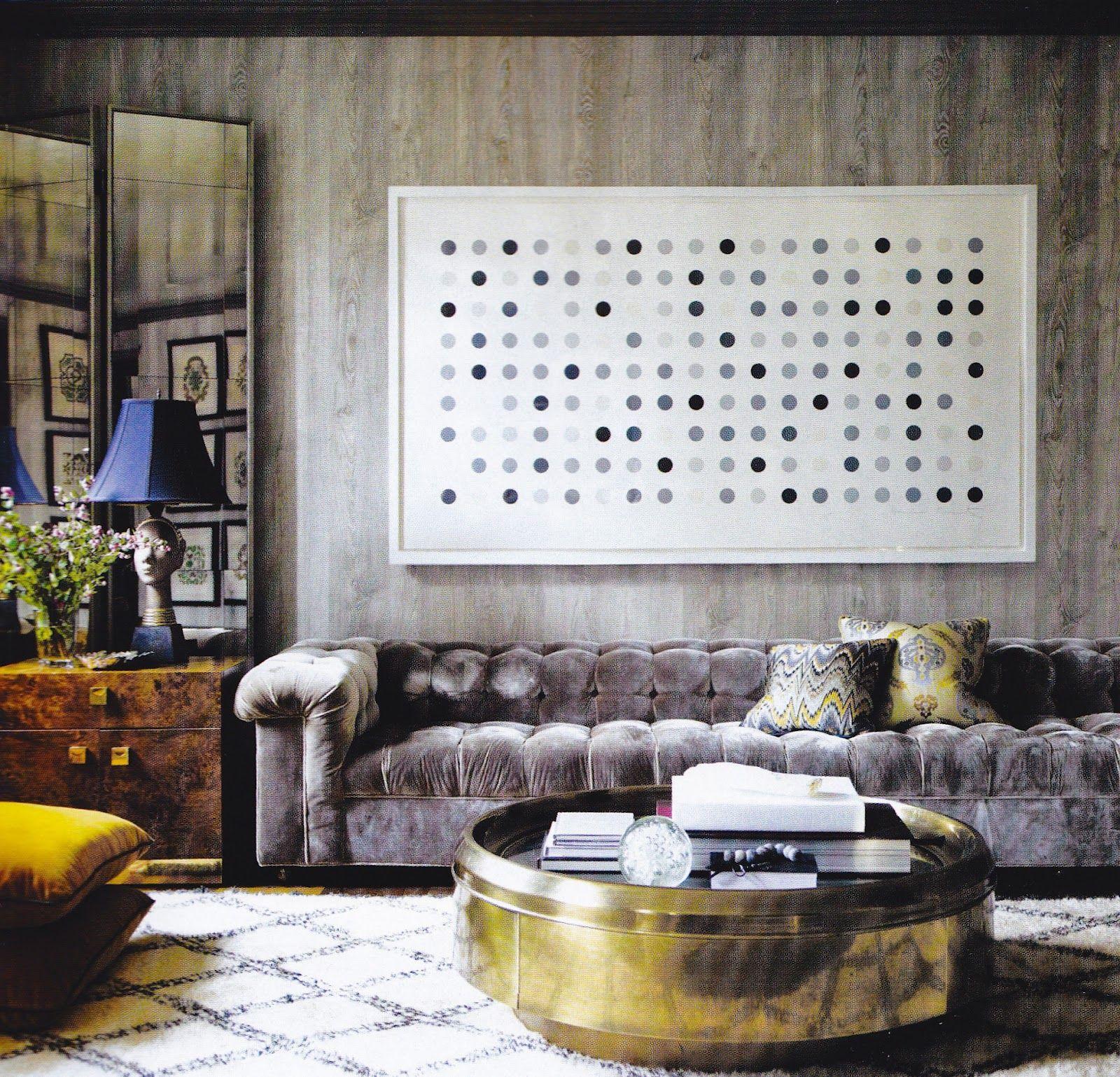 Elle Decor Living Rooms Enchanting Decorating Design