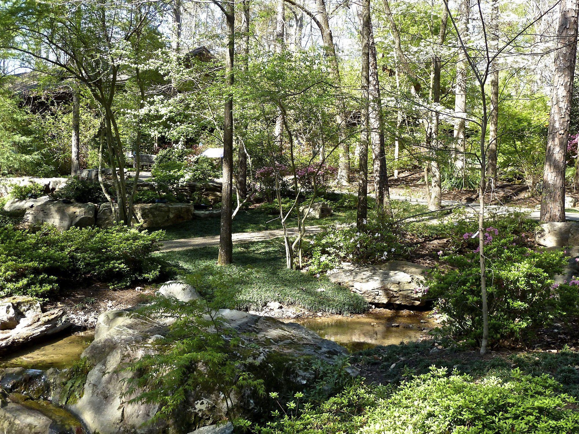 Garvin Gardens Hot Springs Ar Gardens And Great Landscape Ideas