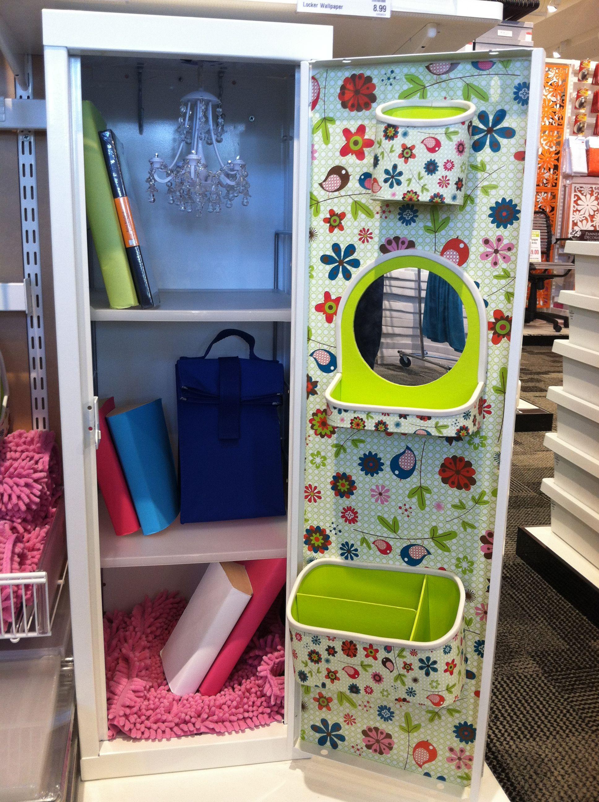 locker decorating ideas - photo #38