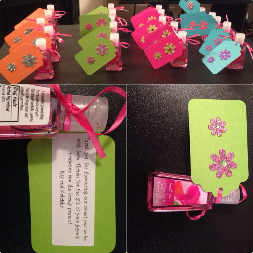 Baby Shower Thank You Gifts For Guests Australia : Babyshower Thank You gifts for guest Hollies baby shower Pinterest