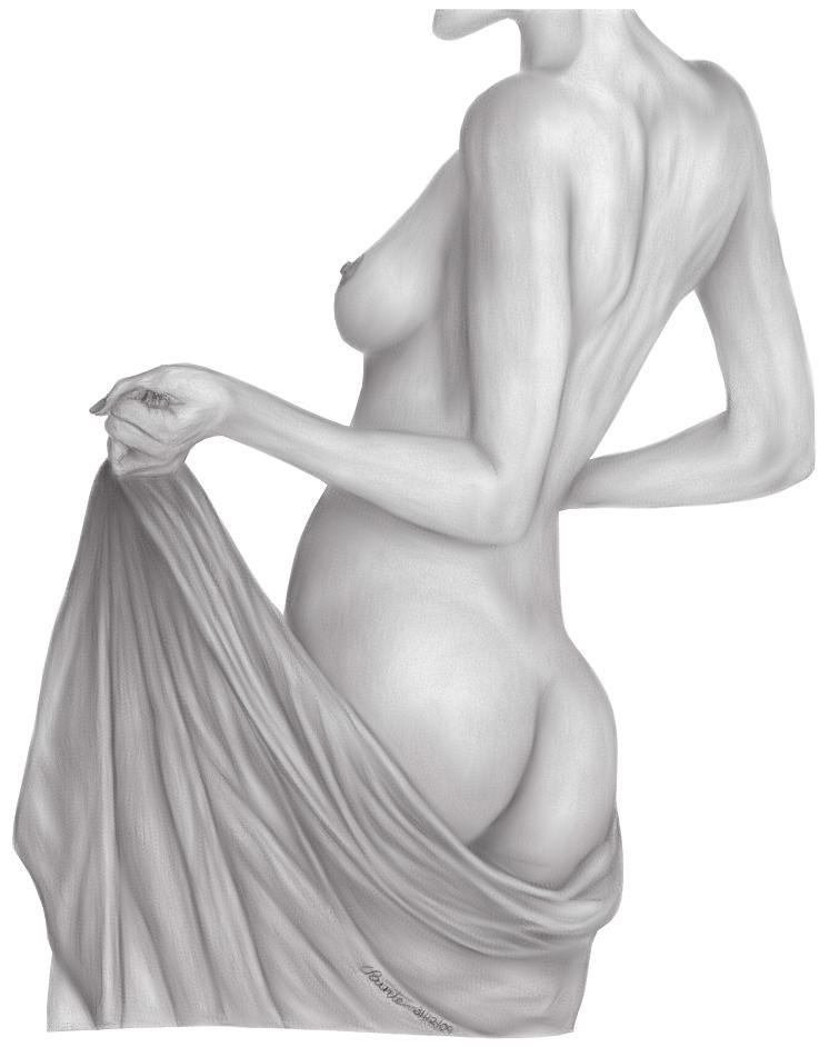 Нарисуй Обнаженную Женщину