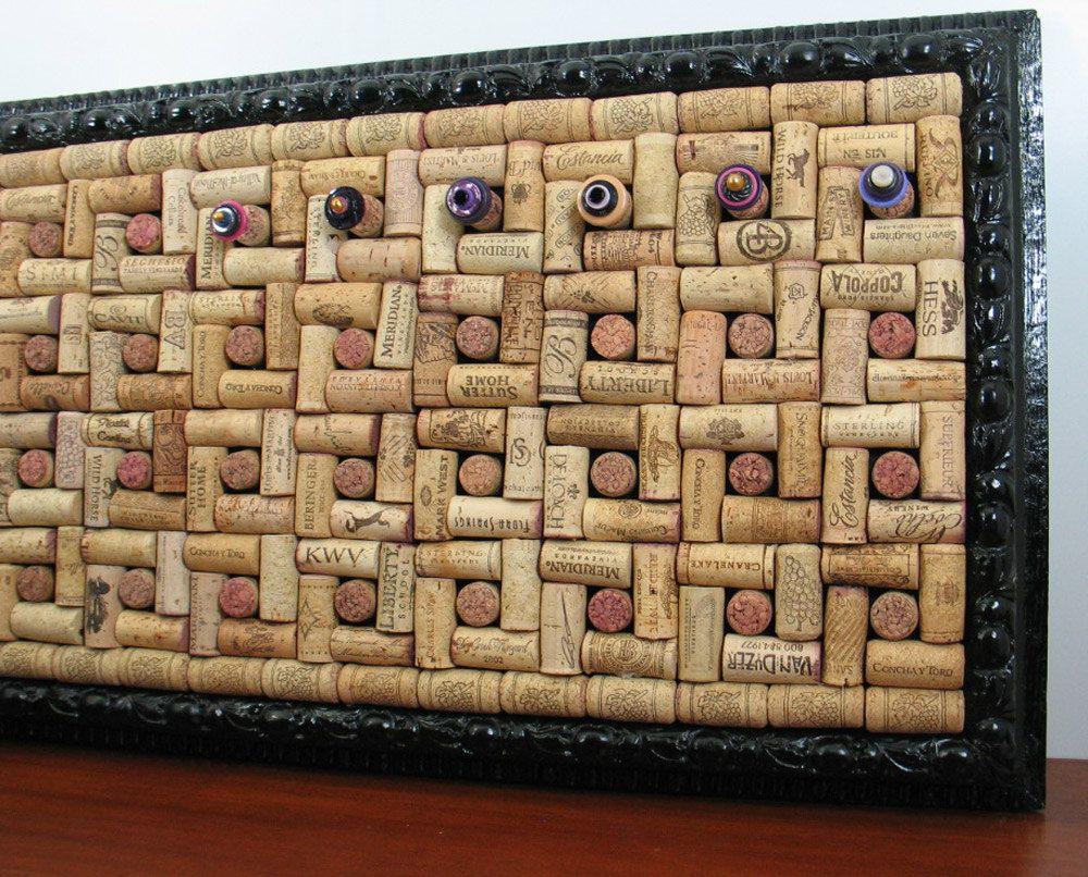 Amazoncom wine cork frame