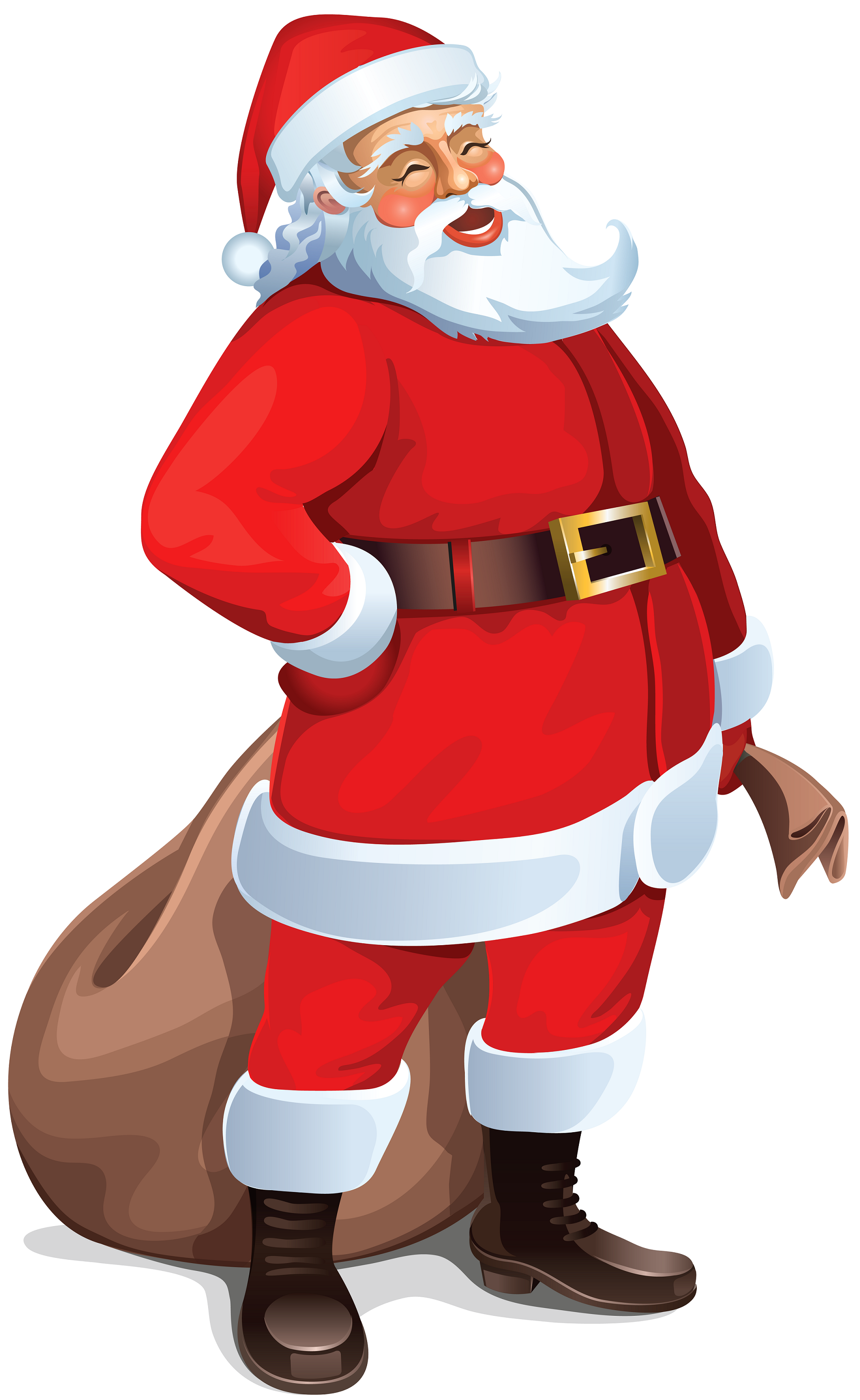Santa Claus clip art   Clip Art Holiday Scrapbook, Cards, Images etc ...
